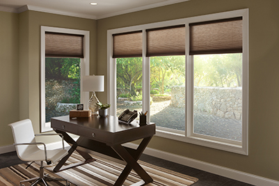 Jackson Hole AV, Lutron Shade Control, window treatments
