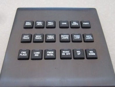Old LiteTouch control panel