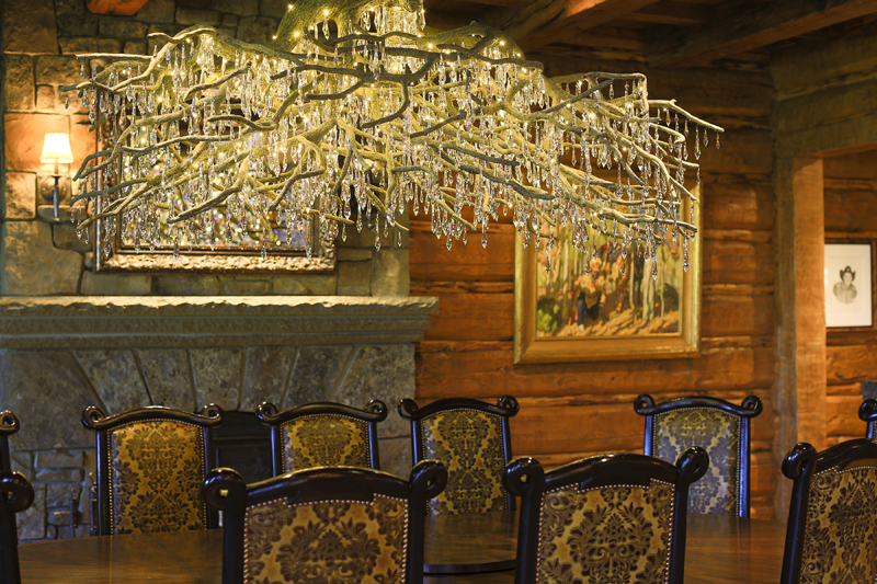 Dining Room Chandelier 2