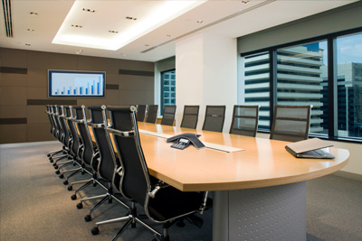 Jackson Hole AV Services - Boardroom Audio and Video Automation
