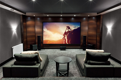Jackson Hole AV Services - Home Theater Design and Installation