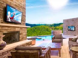 outdoor TV technology