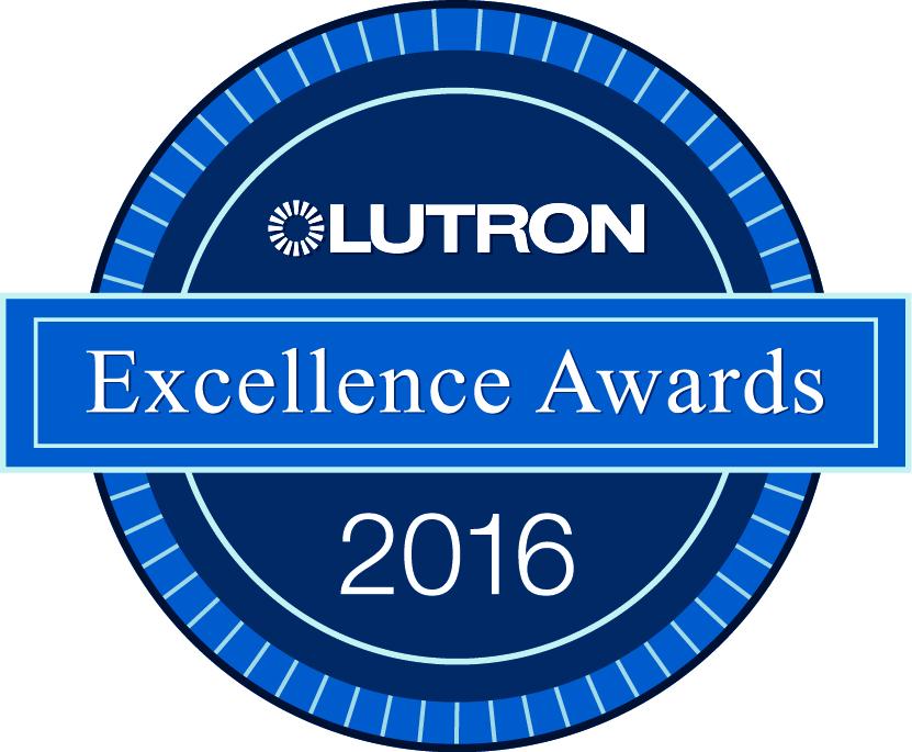 Lutron Excellence Award