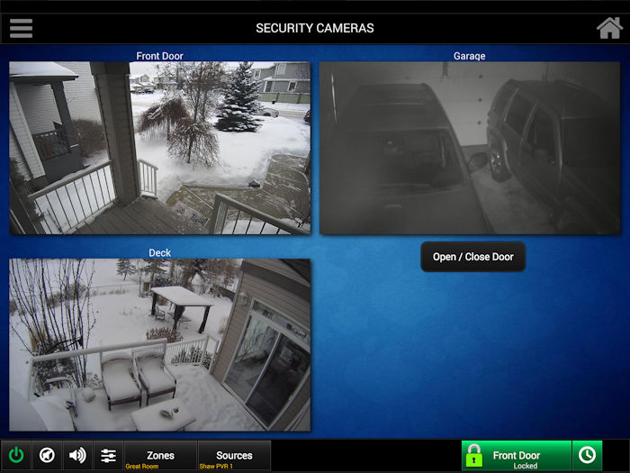 Shore 2 Shore Security Cameras