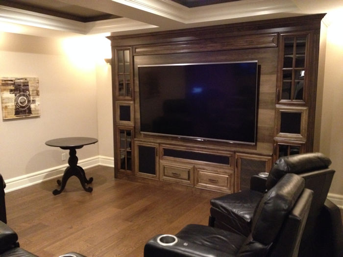 Shore 2 Shore home theater installation